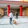 Carroll - NJ Student brings Service Dog to School