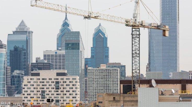 Carroll - Philadelphia Skyline Buildings