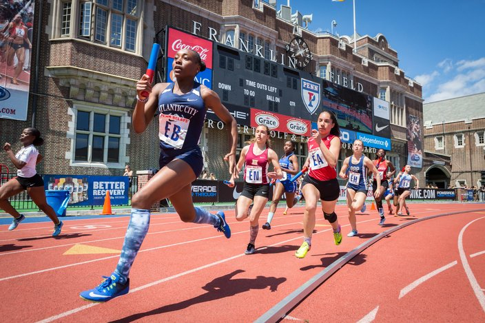 Carroll - The 124th Penn Relays