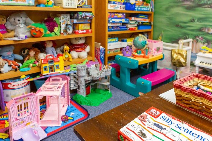 Carroll - SMart Center Selective Mutism Classroom