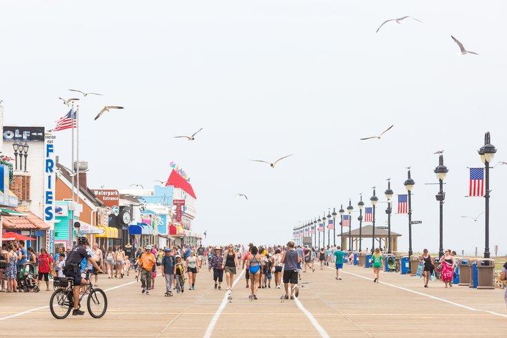 Ocean City Boardwalk Stock_Carroll
