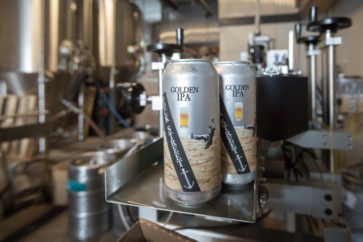 Carroll - Dock Street Brewing