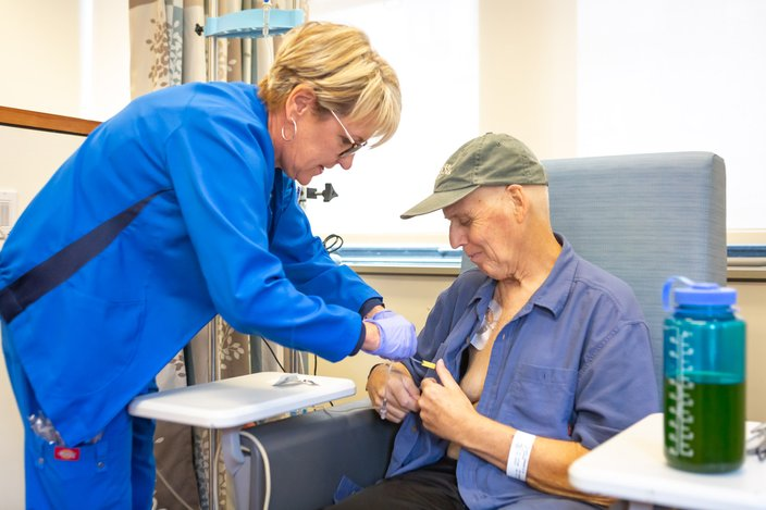 Carroll - Jefferson health home chemotherapy treatment