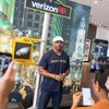 Carroll - Brian Dawkins at Verizon Wireless