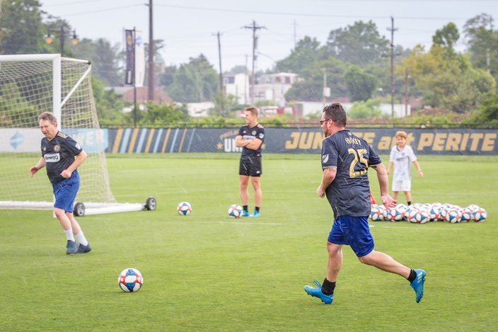 Philadelphia Union Media Fantasy Camp