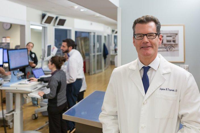 Carroll - Dr. Stephen Trzeciak Cooper