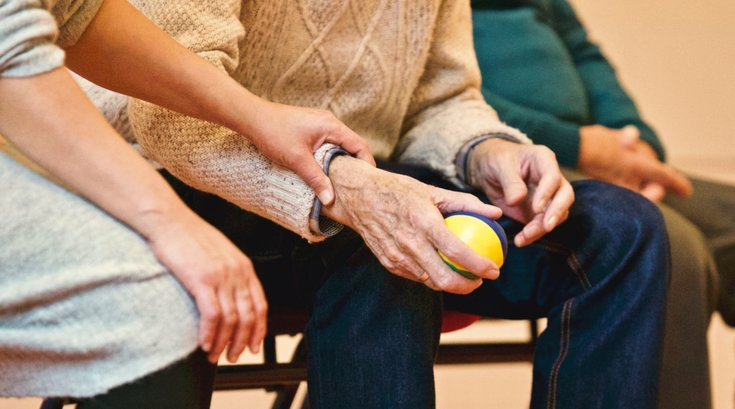 Caregivers need to focus on their own health too, CDC says