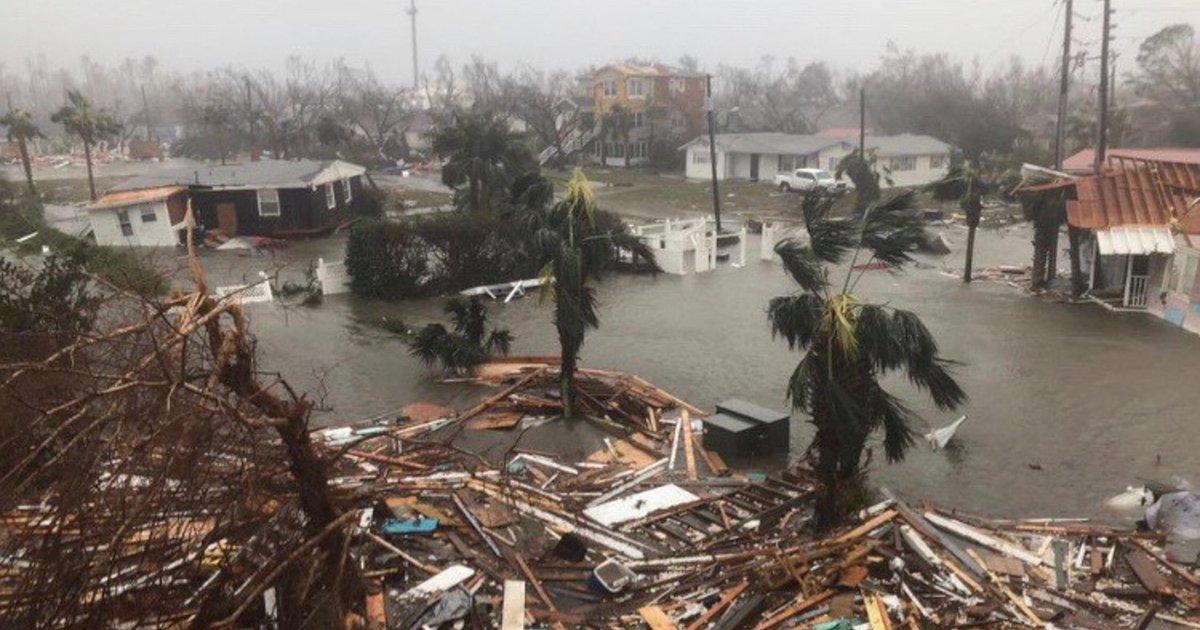PHOTOS: The destruction of Hurricane Michael | PhillyVoice