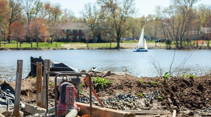 Carroll - Dredging Cooper River