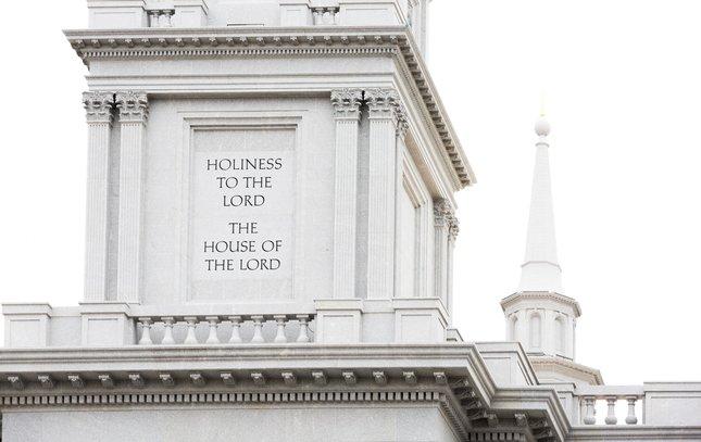 Carroll - Mormon Temple in Philadelphia