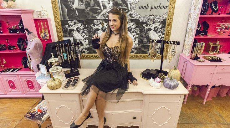 Carroll - Smak Parlour Halloween