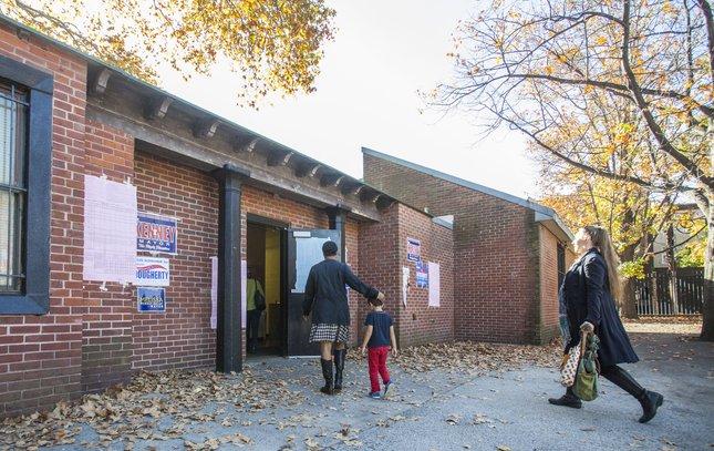 Carroll - Polling Locaions