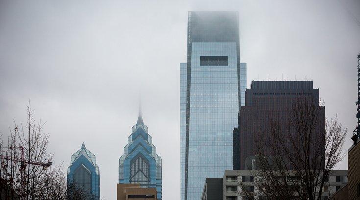 Stock_Carroll - Philadelphia Skyline Comcast Liberty