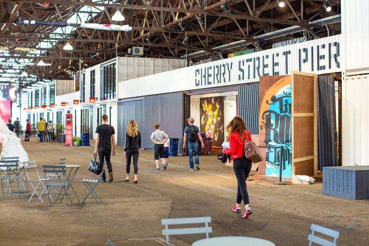 Cherry Street Pier hosting virtual event