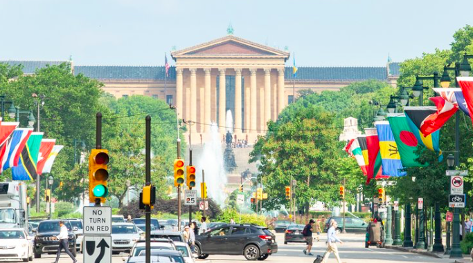 Parkway Redesign Philly