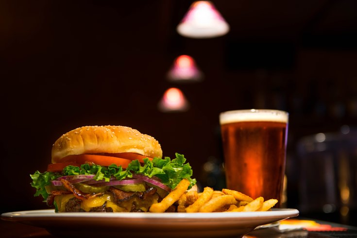 Butcher Bar Offering Deal On Beer Burger And Fries For Fourth Of July Phillyvoice