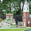 Franklin Square reopening