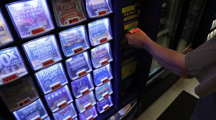 Bucks County scratch off winner