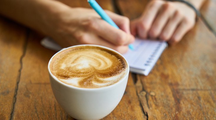 Caffeine won't turn you into Hemingway -- but it can boost problem-solving