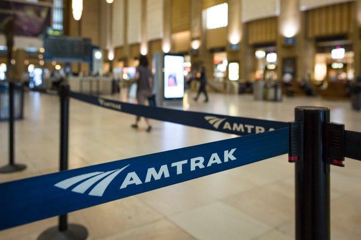 Amtrak Chainsaw Theft