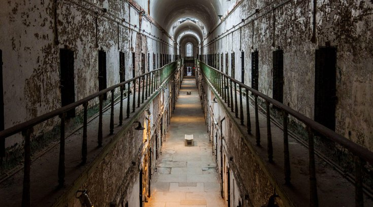 eastern state penitentiary reopening