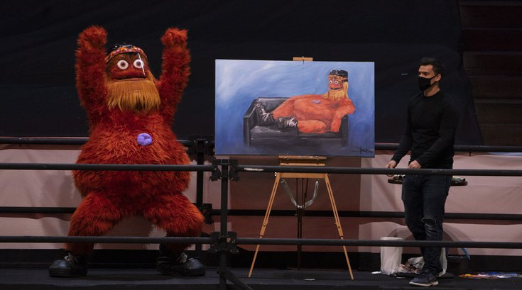 Gritty Painting Sweepstakes