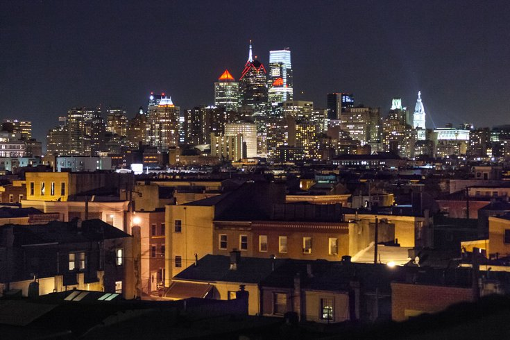 Philly Birds Lights