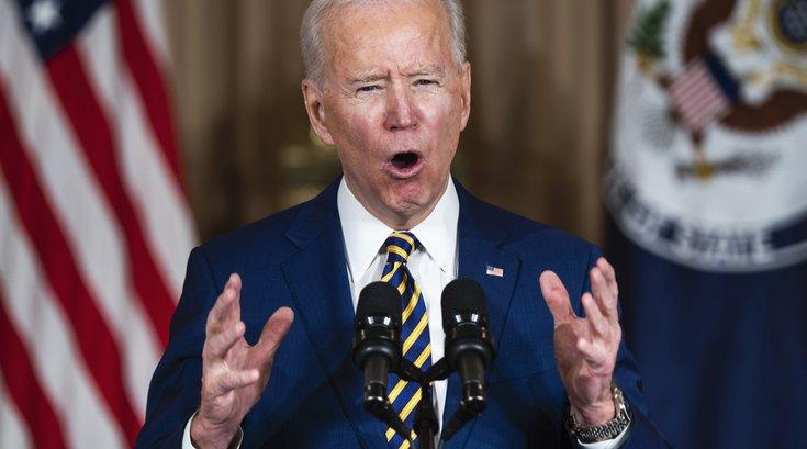 Biden speech COVID-19 anniversary