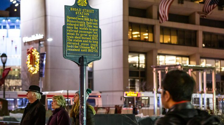 Philly Historical Markers 2021