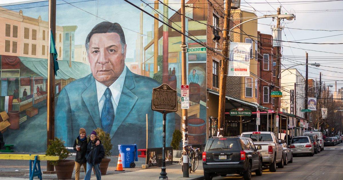 South Philadelphia Murals