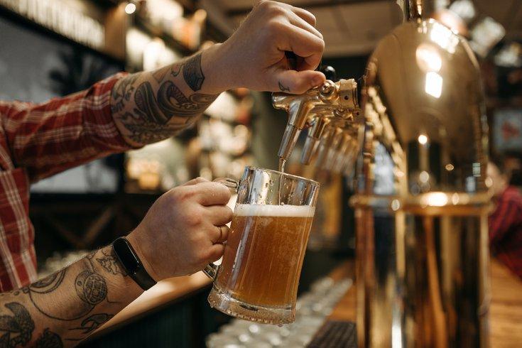 Bars Pennsylvania COVID