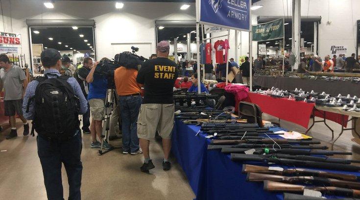 ghost gun kits shows