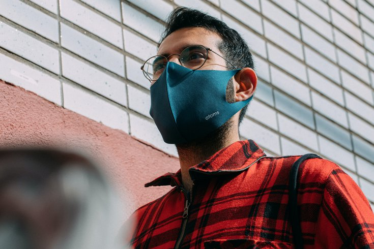 Mask wearing and the flu