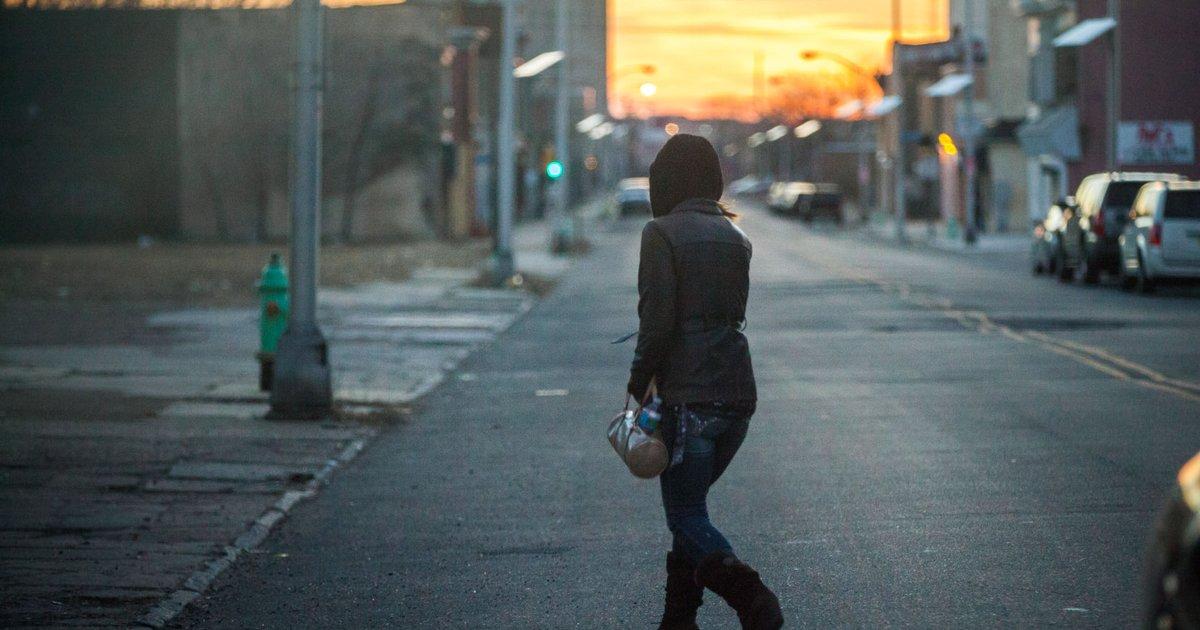 Philadelphia street whore - 1 1