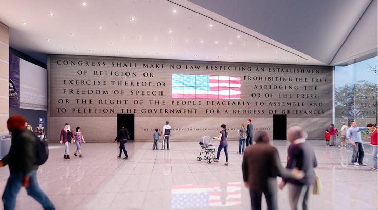 Constitution First Amendment