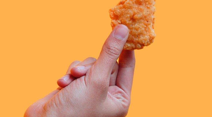 healthy frozen chicken nuggets