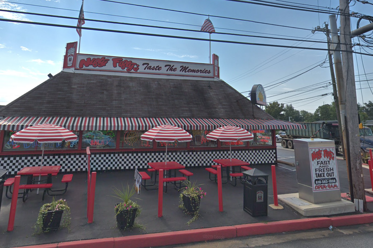 Nifty Fifty's Ridley Township