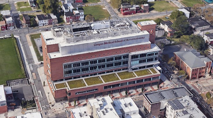 cooper medical school camden google earth 10192019