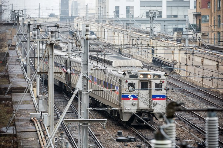 SEPTA cancellations delays coronavirus COVID-19