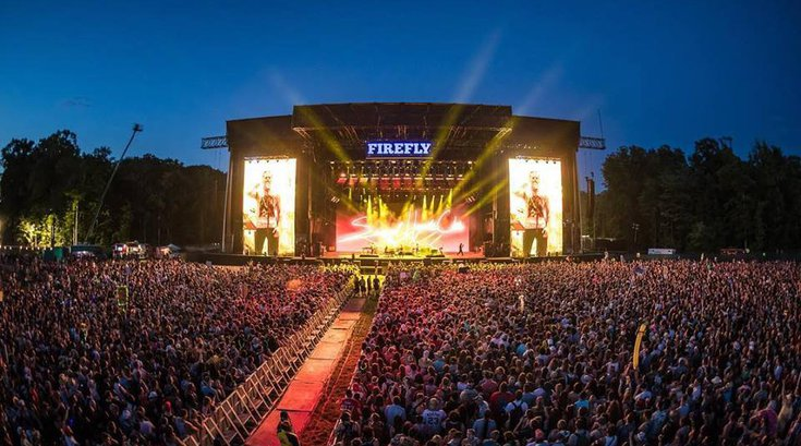 Firefly Music Festival 2020 canceled