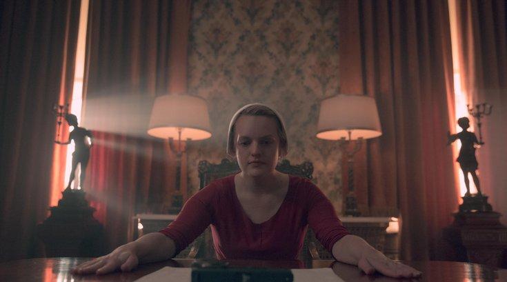 Hulu April Handmaids tale