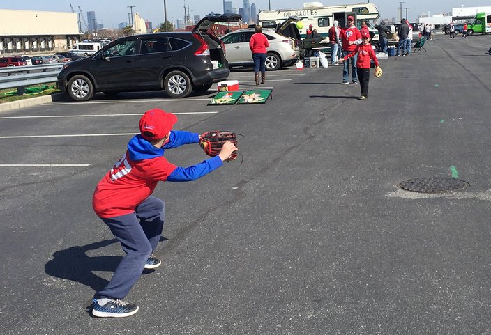 Phillies Opening Day Young Fans 03282019