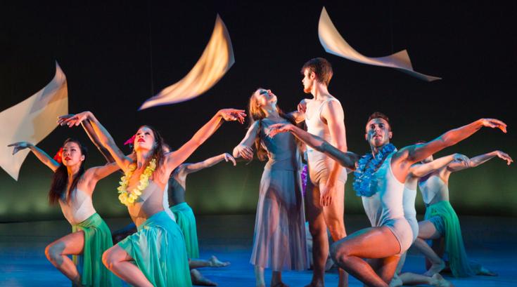 BalletX Fall Series: 'Sunset, o639 Hours'