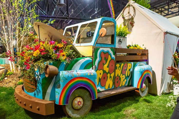 Carroll - 2019 Philadelphia Flower Show