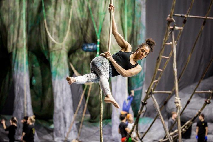 Carroll - Cirque du Soleil TORUK