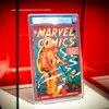 Carroll - Marvel: Universe of Super Heroes, exhibit at The Franklin Institute