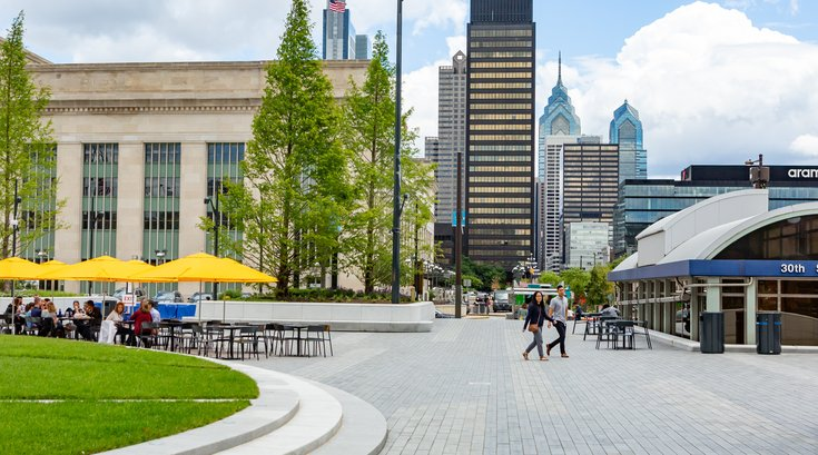 Carroll - Drexel Square and 30th Street Station