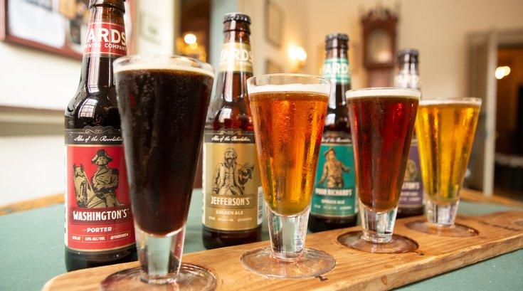 Carroll - Yards Ales of the Revolution City Tavern