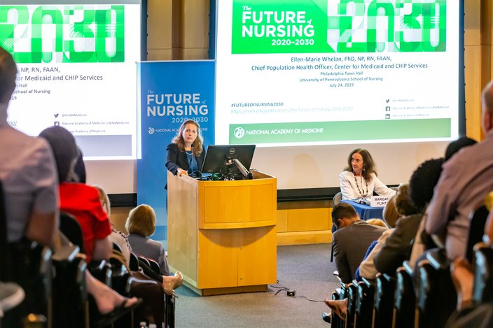 Carroll - The Future of Nursing town hall