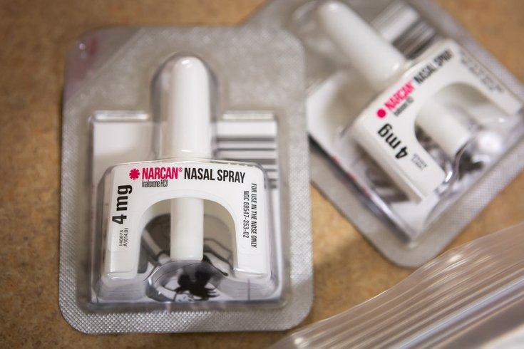 Carroll - Naloxone, Narcan